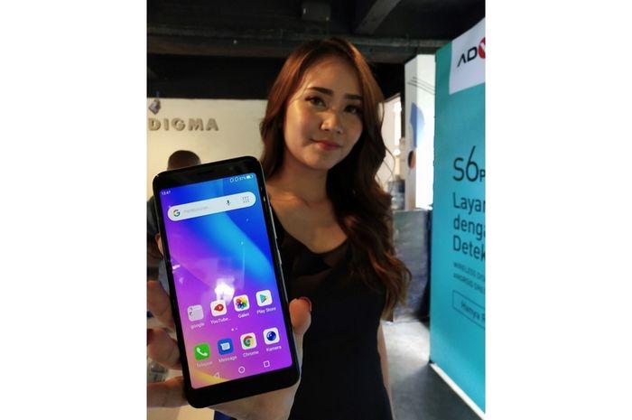 Advan s6 Plus, Smartphone 4G Murah Android GO Seharga Rp 799 Ribu