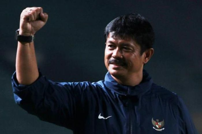 Indra Sjafri, peltih timnas Indonesia U-22