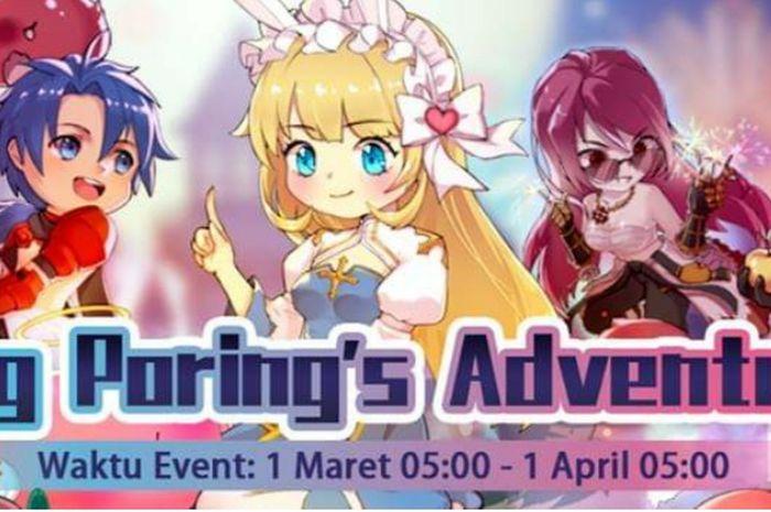 Evento Ragnarok M, King Poring's Adventure