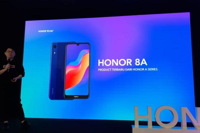 Peluncuran Honor 8A