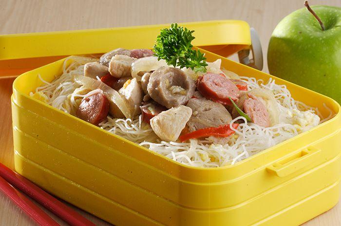 resep masak bihun goreng enak masak memasak Resepi Mee Hoon Goreng Singapore Azie Kitchen Enak dan Mudah