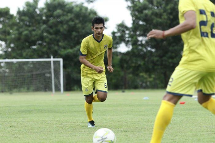Mantan kapten PSIM Yogyakarta, Hendika Arga Permana, bergabung bersama Bogor FC untuk mengarungi Liga 2 2019.
