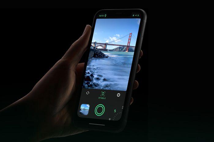 Spectre Camera, Jepret Foto Long Exposure dengan Teknologi AI