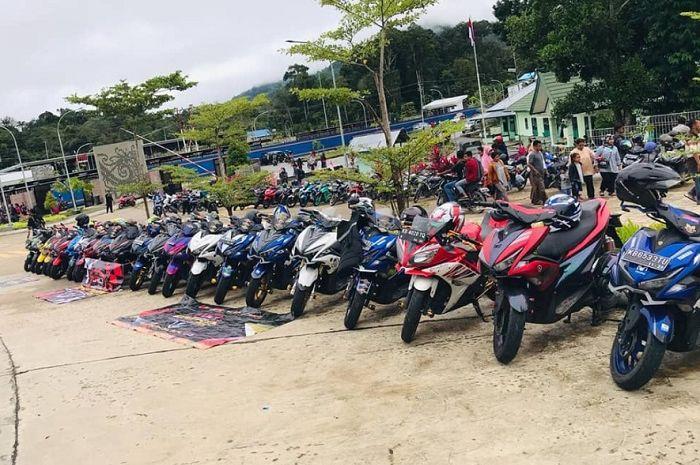 Kopdar gabungan lintas negara, Indonesia dan Malaysia.