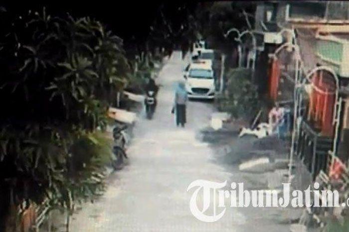 Siswi SMA dilecehkan oleh pengendara motor
