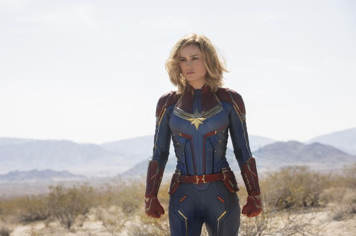 Marvel Studios' CAPTAIN MARVEL'
