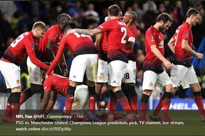Live Streaming Rcti Arsenal Vs Man United Berebut Zona Liga Champions Bolasport Com