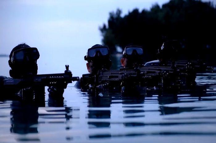 Tontaipur Kostrad, salah satu peleton pemburu dan pengintai milik TNI.