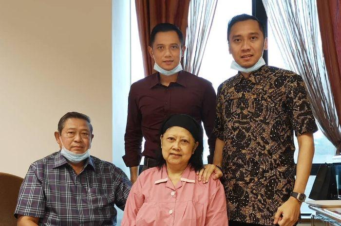 Kondisi Terkini Ani Yudhoyono
