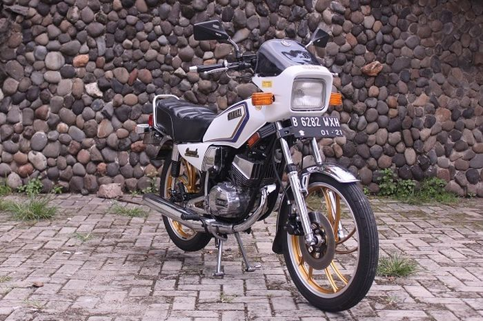 This is the Long History of Yamaha RX-King in Indonesia, originally