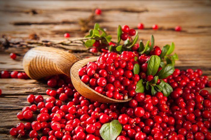 Cranberries ternyata memiliki manfaat dalam melawan infeksi saluran kemih pada anak-anak.