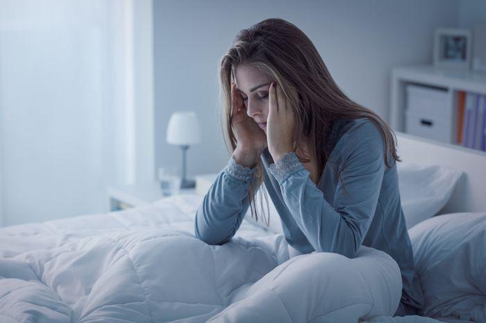 Orang yang mengidap depresi merasa lelah setiap saat.