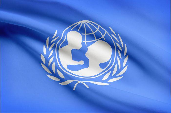 Bendera UNICEF.