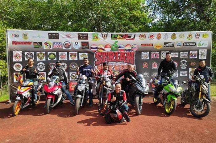 BMC Sanggau Hadiri 1st Serian International Bike Week Kuching-Sarawak Malaysia.