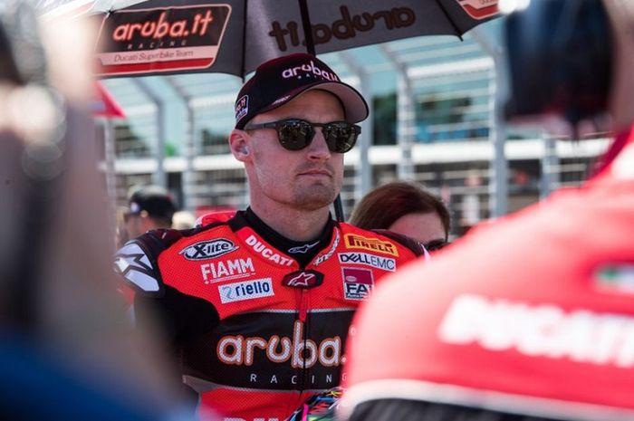 Chaz Davies : Saya tidak bisa membayangkan jika hal tersebut terjadi pada gelaran balap dimulai