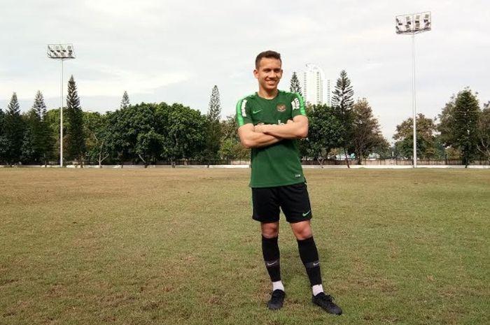 Pemain timnas U-23 Indonesia, Egy Maulana Vikri
