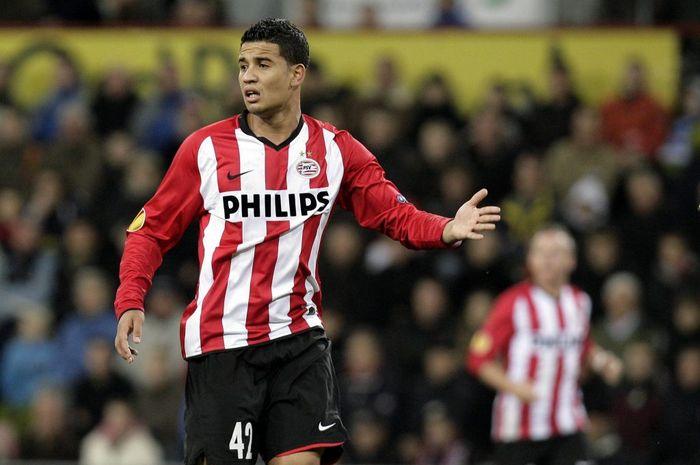 Striker asal Brasil, Jonathan Reis saat membela PSV Eindhoven