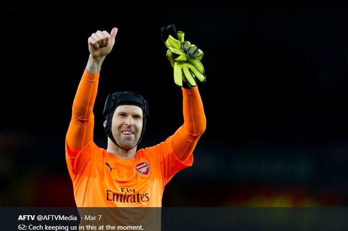 Kiper Arsenal, Petr Cech.