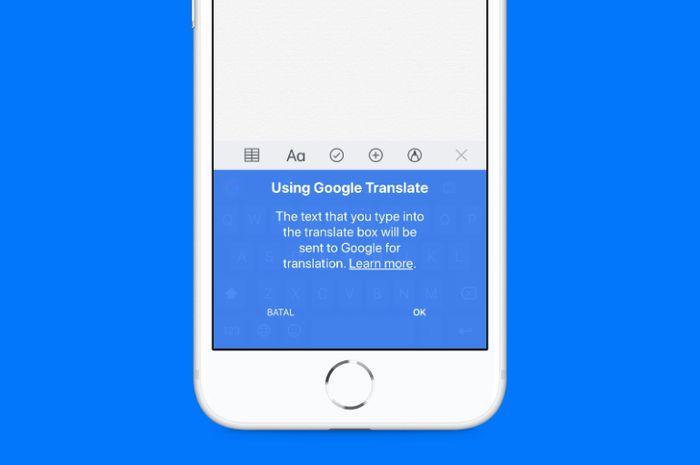 Update Gboard Bawa Fitur Translasi di Keyboard iPhone, iPad