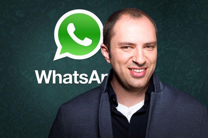 Usai Jual Aplikasinya, Pendiri WhatsApp Justru Ajak Pengguna Hapus Facebook  - Semua Halaman - Grid.ID