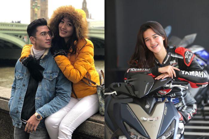 Pembalap Sabrina Sameh Buka Suara Soal Rumornya Jadi Orang Ketiga Natasha Wilona Dan Verrell Bramasta Semua Halaman Nova