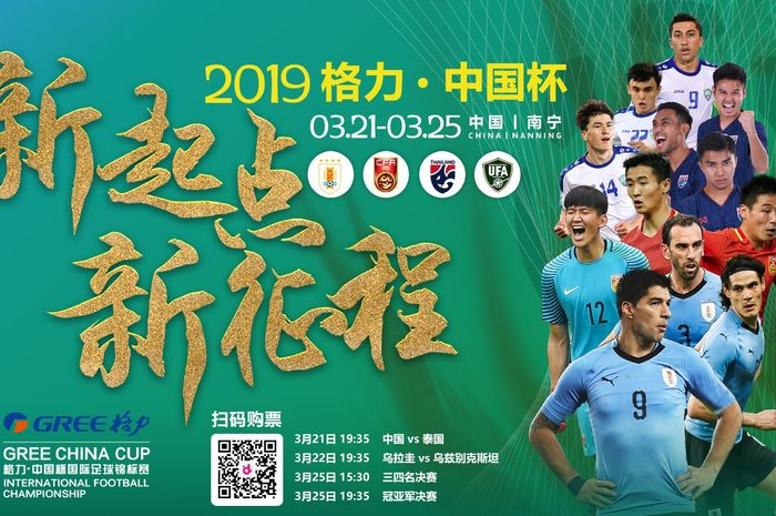 China Cup 2019