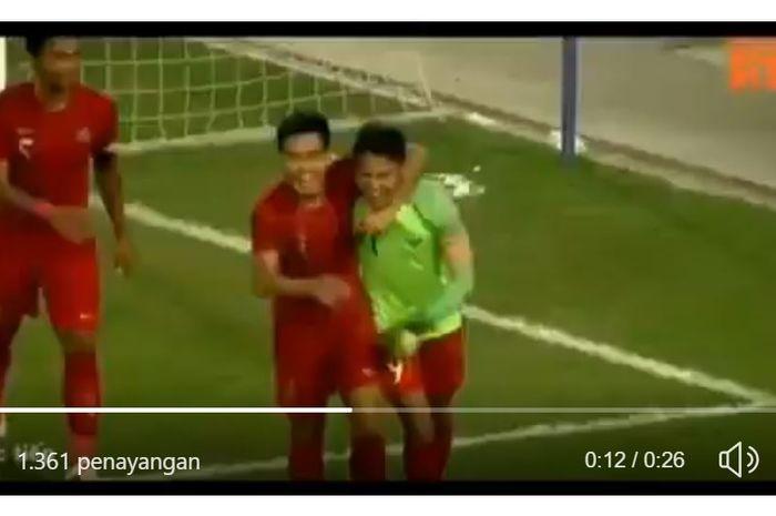 Timnas U-23 Indonesia vs Timnas U-23 Brunei, Selasa (26/3/2019)