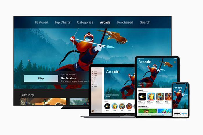Apple Undang Developer Game untuk Kerjasama di Apple Arcade