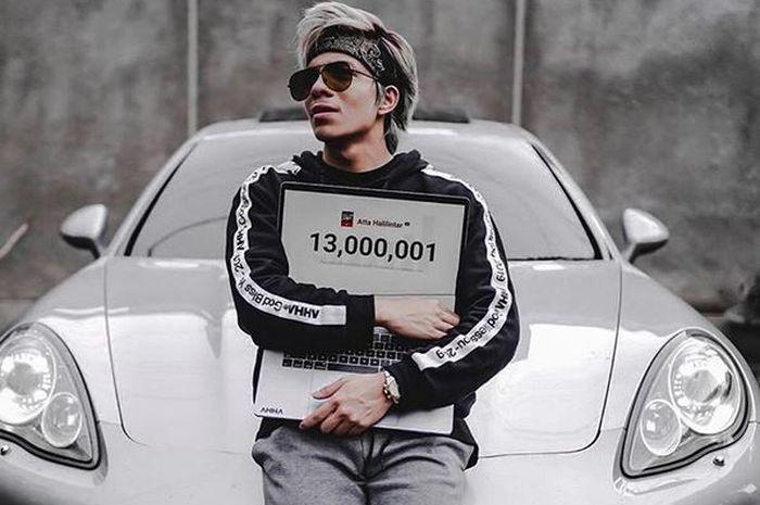 Youtuber indonesia atta