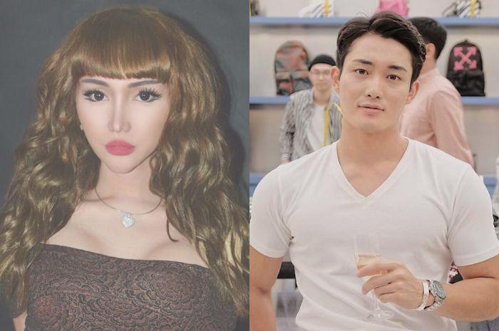 Lucinta Luna dan Park Nam