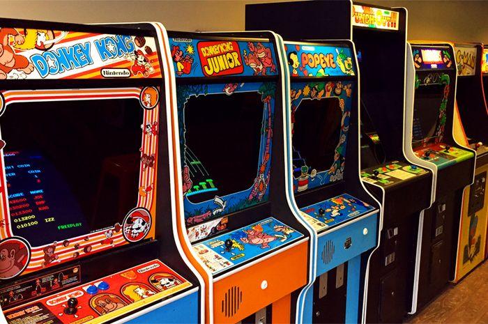 Hasil gambar untuk Game Arcade