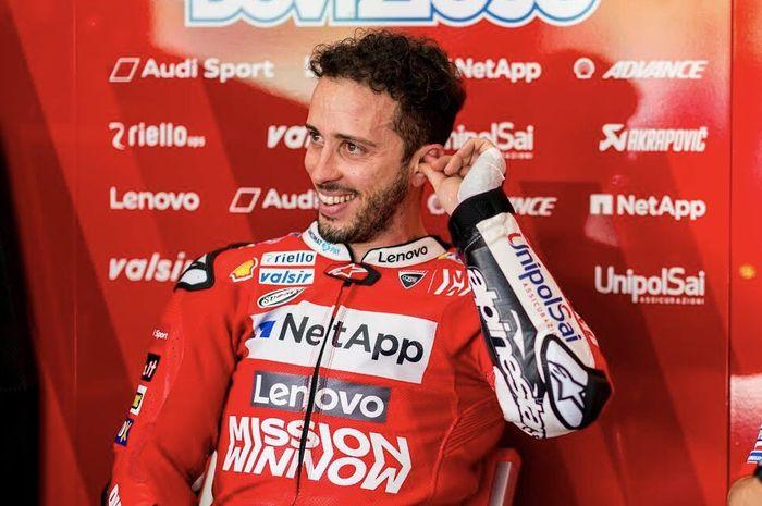 Pembalap Mission Winnow Ducati, Andrea Dovizioso menjelaskan soal peluangnya pada MotoGP Argentina 2019.