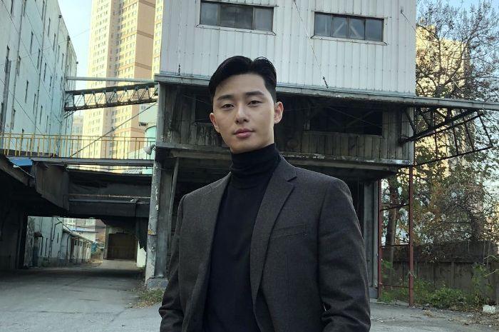 Park Seo Joon Kembali Jadi Petarung di Film The Divine Fury