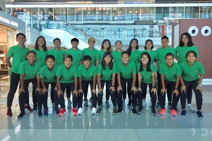 Timnas Wanita Indonesia menjalani babak kedua Kualifikasi Pra Olimpiade di Myanmar