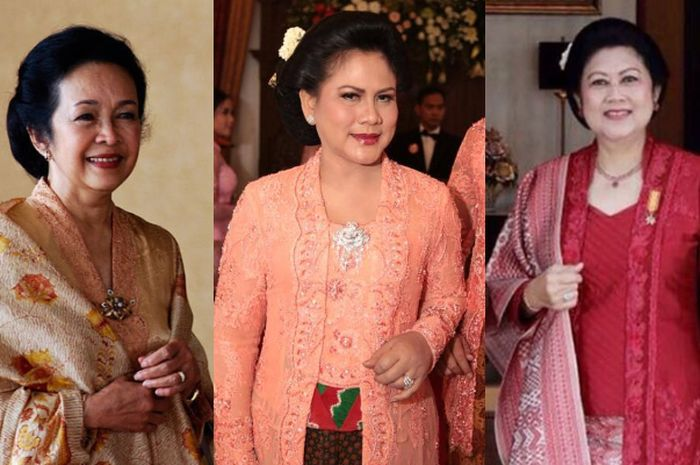 Hari Kartini 2019 Intip Inspirasi Kebaya Ala Para Ibu Negara Mulai