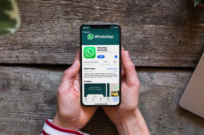 Bocoran Tampilan Dark Mode di WhatsApp Beta Terbaru