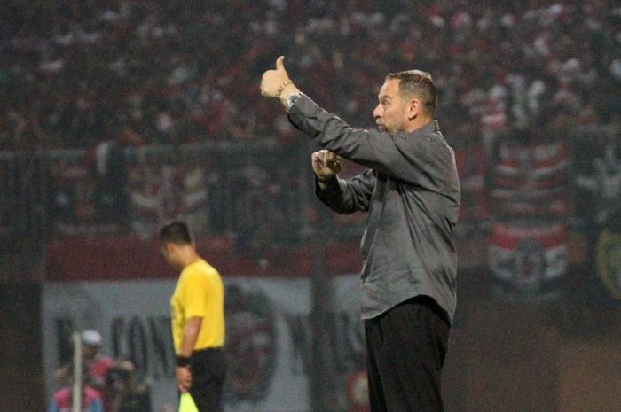 Mantan Pelatih Madura United, Dejan Antonic.
