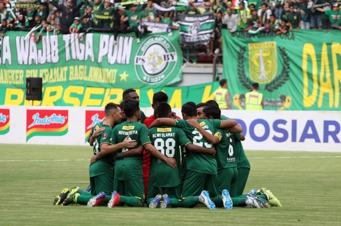 Image result for PERSEBAYA
