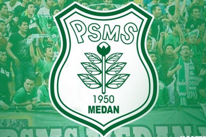 Logo PSMS Medan.