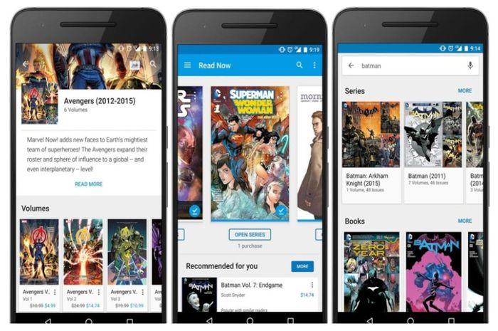 Google Play Books Sekarang Bisa Download dan Mainkan Audiobooks