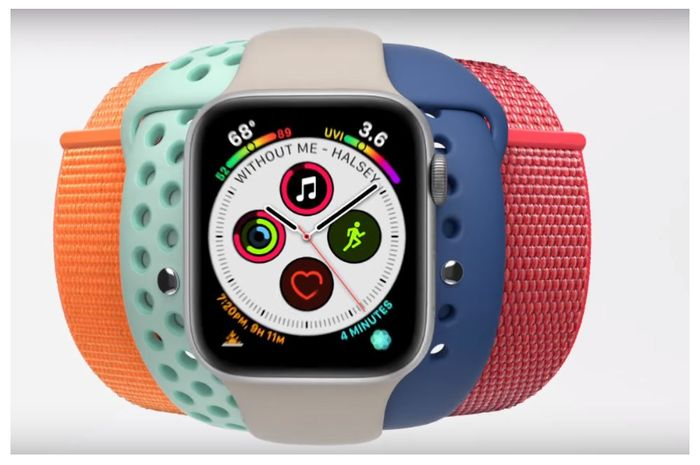 Penuh Warna! Apple Rilis Penampilan Baru Apple Watch Generasi 4