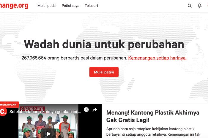 Begini Cara Membuat Petisi Online Ternyata Mudah Banget Loh Semua Halaman Nextren Grid Id