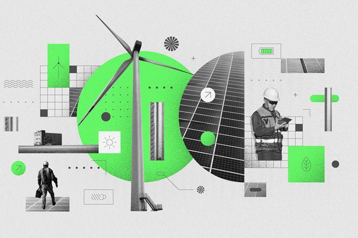 Supplier Apple Sepakat Gunakan Energi Terbarukan Dalam Produksinya