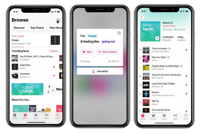 Apple Dikritik Senator Terkait Membatasi Apple Music di China