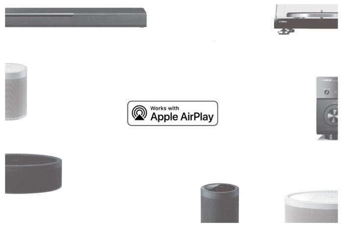 Perangkat Audio Yamaha Akan Mendukung Airplay 2 Mulai April 2019