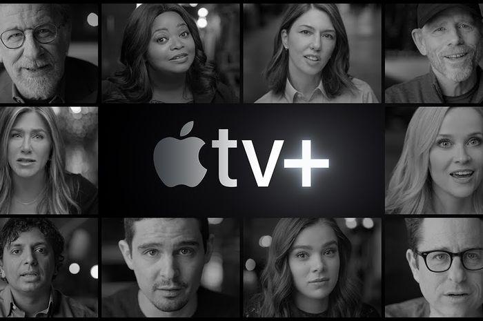Netflix Tidak Takut Dengan Kehadiran Layanan Streaming Apple TV+