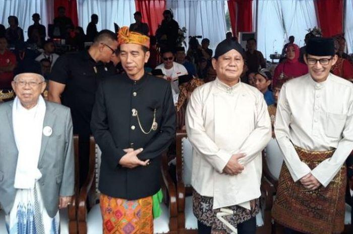 Gempar, Prabowo & Sandiaga Akan Menjadi Menteri Jokowi?