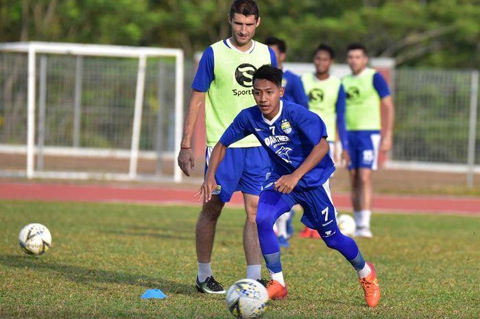 Pemain Persib Bandung, Beckham Putra Nugraha