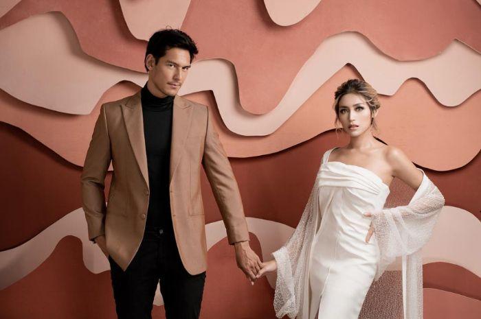 Richard Kyle dan Jessica Iskandar