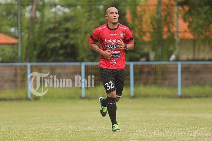 Bek Bali United, Gunawan Dwi Cahyo,